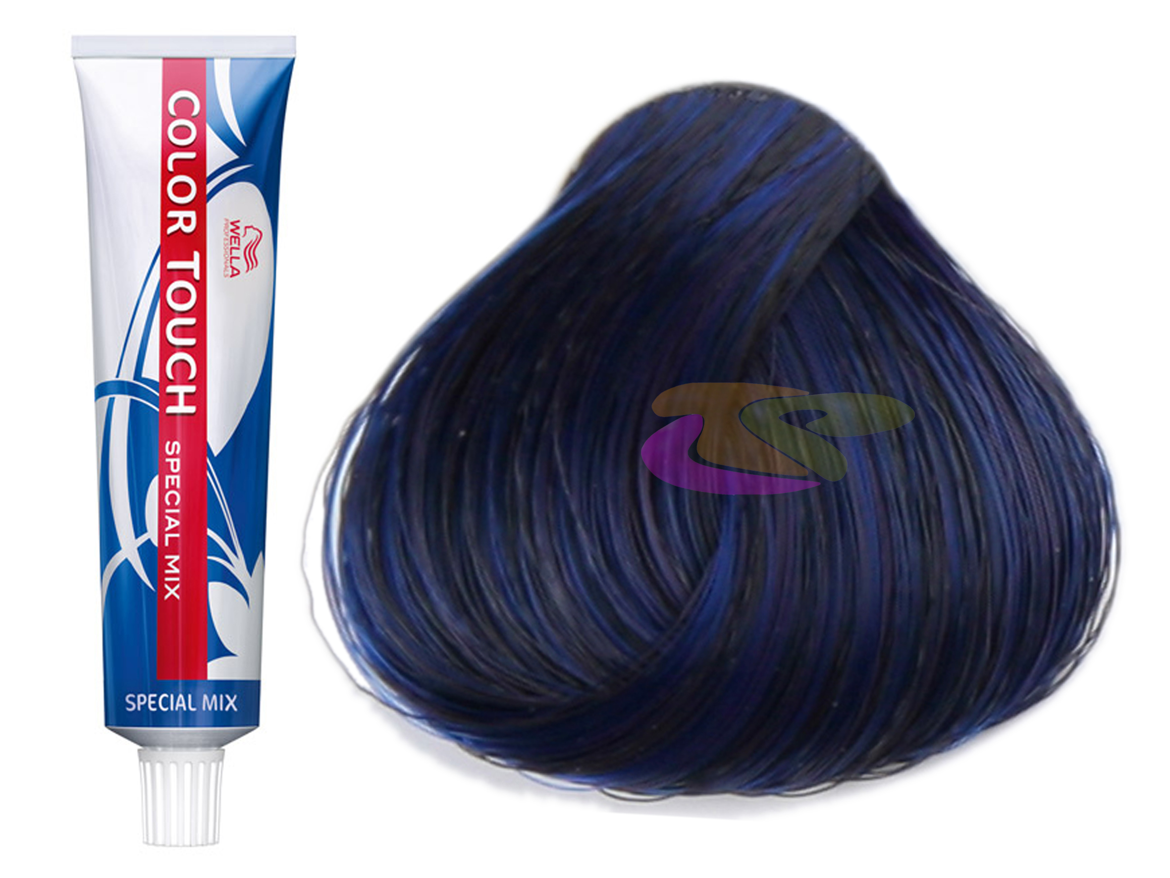 Wella - Baño COLOR TOUCH Special Mix 0/88 Azul Intenso (intensificador) (sin amoniaco) 60 ml