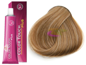 Wella - Baño COLOR TOUCH PLUS 88/03 Rubio Claro Natural Dorado (sin amoniaco) de 60 m...