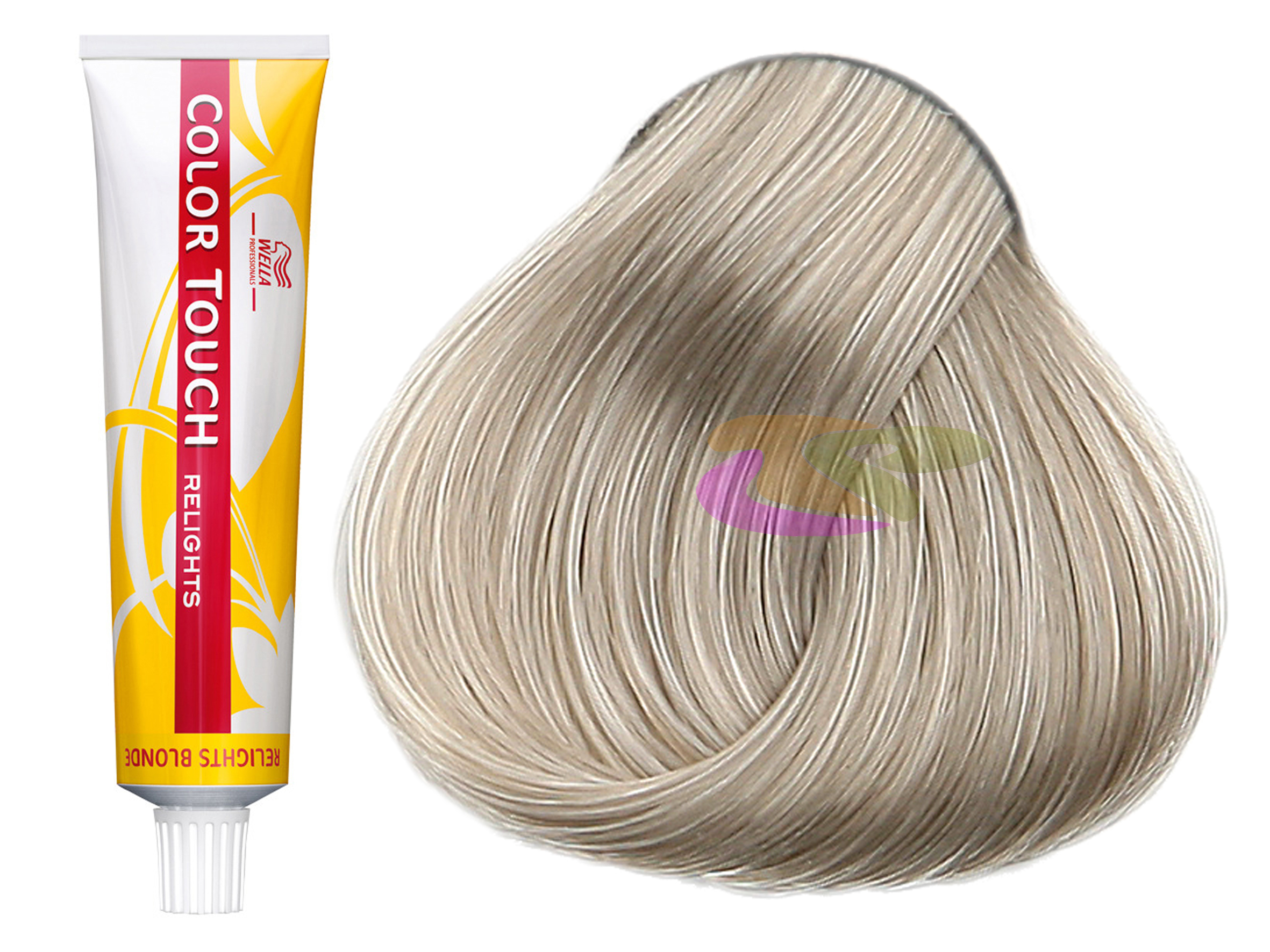Ba o color touch relights blonde 18 matizador de mechas - Bano de color o tinte ...