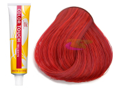Wella - Baño COLOR TOUCH Relights Red /56 Caoba Violeta (MATIZADOR DE MECHAS) (sin amoniaco) de 60 ml
