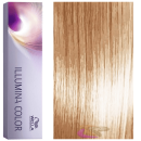Wella - Tinte Illumina Color 10/05 Rubio Super Claro Natural Caoba 60 ml