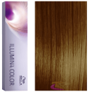 Wella - Tinte Illumina Color 8/05 Rubio Claro Natural Caoba 60 ml