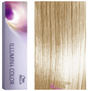 Wella - Tinte Illumina Color 9/03 Rubio Muy Claro Natural Dorado 60 ml