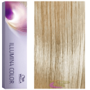 Wella - Tinte Illumina Color 10/36 Rubio Super Claro Dorado Violeta 60 ml