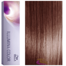 Wella - Tinte Illumina Color 7/35 Rubio Medio Dorado Caoba 60 ml