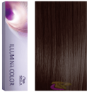 Wella - Tinte Illumina Color 5/7 Castaño Claro Marrón 60 ml
