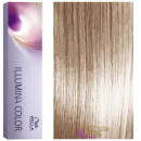 Wella - Tinte Illumina Color 8/69 Rubio Claro Violeta Cendré 60 ml