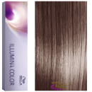 Wella - Tinte Illumina Color 5/81 Castaño Claro Perla Ceniza 60 ml