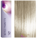 Wella - Tinte Illumina Color 9/60 Rubio Muy Claro Violeta Natural 60 ml