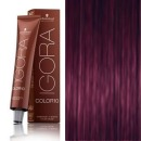 Schwarzkopf - Tinte COLOR Igora 10 Minutos 4-99 Castaño Medio Violeta Intenso 60 ml