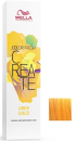 Wella - Baño de color COLOR FRESH CREATE Uber Gold 60 ml