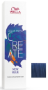 Wella - Baño de color COLOR FRESH CREATE New Blue 60 ml