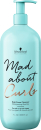 Schwarzkopf - Champú MAD ABOUT CURLS High Foam Cleanser Sin Sulfatos 1000 ml