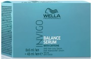 Wella Invigo - Sérum BALANCE anticaída 8 x 6 ml