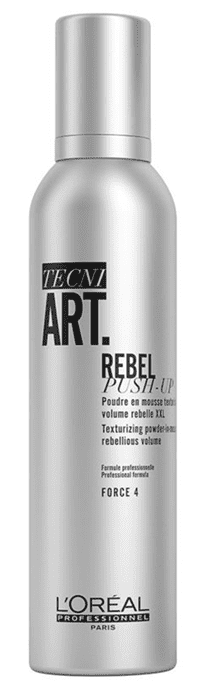 L`Oréal Tecni.Art - Mousse en Polvo REBEL PUSH-UP Volumen 250 ml