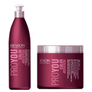 Revlon Proyou - PACK TEÑIDOS (Champú Color 350 ml + Mascarilla Color 500 ml)