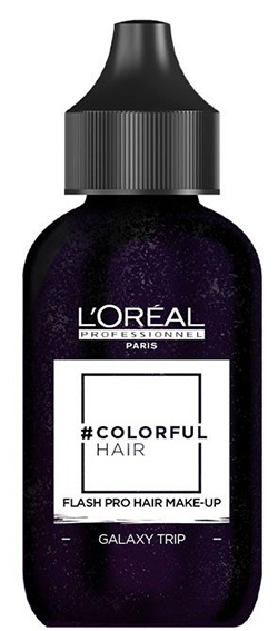 L`Oreal - Maquillaje capilar ColorfulHair Flash GALAXY TRIP 60 ml