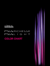 Loreal - Carta de color DIARICHESSE/DIALIGHT