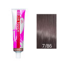 Wella - Baño COLOR TOUCH Rich Naturals 7/86 Rubio Medio Perla Violeta (sin amoníaco) ...