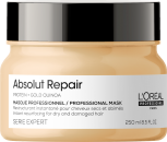 L`Oréal Serie Expert - Mascarilla ABSOLUT REPAIR GOLD Instant Resurfacing Masque 250 ml