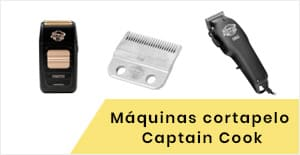 MÁQUINAS CAPTAIN COOK