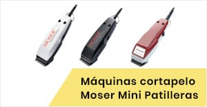 MOSER MINI (PATILLERAS)