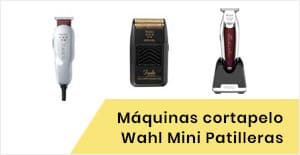 WAHL MINI (PATILLERAS)